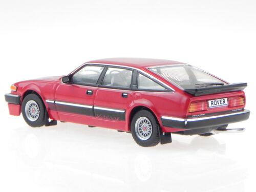 Rover SD1 Vitesse 1980 rojo coche en miniatura PRXD085 PremiumX 1:43