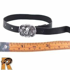 Gangsters Diamond 3 - Belt w/ Skull Buckle - 1/6 Scale - Damtoys Action Figures