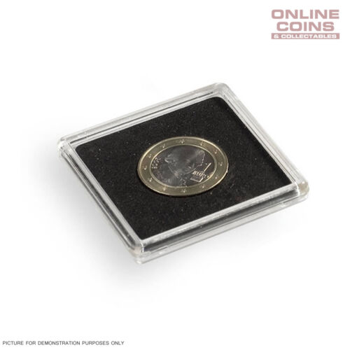 Lighthouse Quadrum 26mm Square Coin Capsule 1 Only