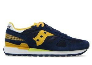 Saucony-Shadow-S2108-743-Blu-Sneakers-Uomo-Scarpa-Sportiva-Casual