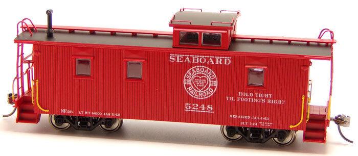 Seaboard Air Line  SAL-3 (NF) Wood Caboose RTR