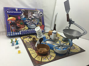 Details About Ratatouille Kitchen Quake Board Game Spare Replacement Parts Vgc Free Uk Post
