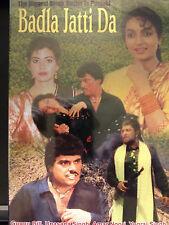 Badla Jatti Da, DVD, Mega Entertainment, Hindu Language, English Subtitles, New