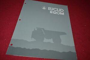 Euclid EUC Haul Truck Dealer/'s Brochure DCPA6