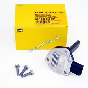 Original-Hella-Sensor-Nivel-de-Aceite-Del-Motor-BMW-Serie-1-3er-5er-7er-X
