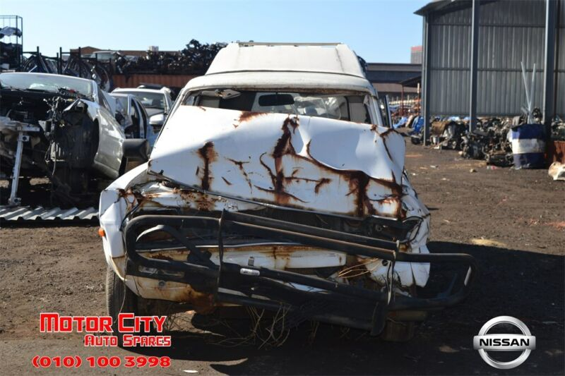 Now Stripping For Spares - 1999 Nissan 1400 Standard - Now Stripping For Spares