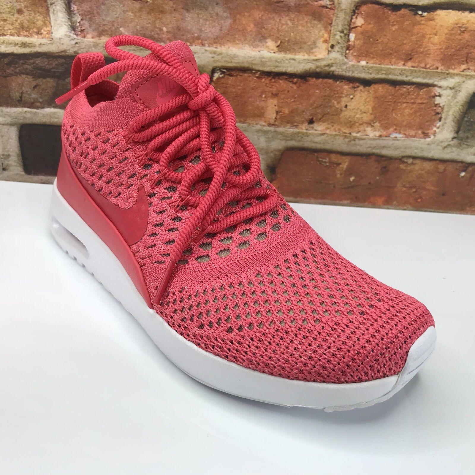 Nike Donna 6 Air Max Thea Ultra FK Scarpe da Corsa Geranio Blu Tinta 881175