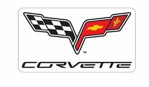 Chevrolet-Corvette-Sticker-R602-Racing-Race-Car