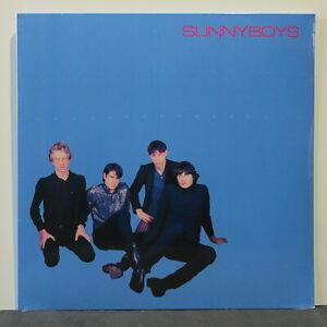 SUNNYBOYS-self-titled-Ltd-Edition-BLUE-Vinyl-LP-NEW-SEALED