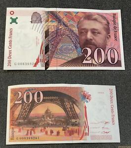 200-Francs-Eiffel-Type-1995-1996-G008389261-NEUF