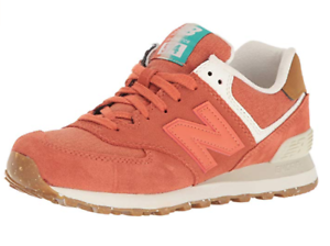Details about New Balance Women's WL574SEA Global Surf Sneaker Pink ClayPowder