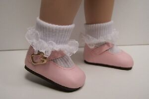 Debs Dark LAVENDER Basic Doll Shoes For Tonner Magic Attic DK