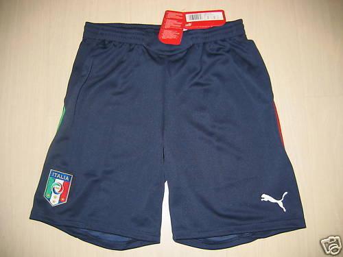 0738 TG XS ITALIEN ITALY BERMUDA TRAINING SHORTS SHORTS HOSE PANTS