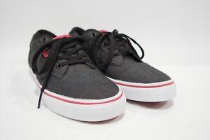 f10c3ff9af37b0 Vans Mens Winston Black Chili Pepper Skate Shoes VN-0VOBC5X Size 8.5 ...