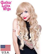 Gothic Lolita Wigs® Classic Wavy Lolita Collection™ - Blonde Fade