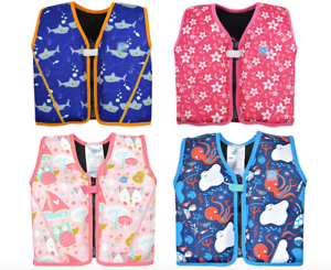 Splash About Swim Vest Kids Tots Go Splash Float Jacket  Buoyancy Learn to Swim