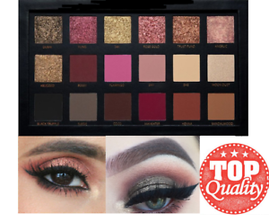 Palette-maquillage-Fard-Ombre-A-Paupieres-Rose-Gold