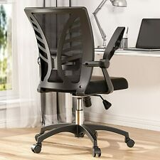 Ergonomic Office Chair Mid Back Mesh Computer Desk Chair With Lumbar Support