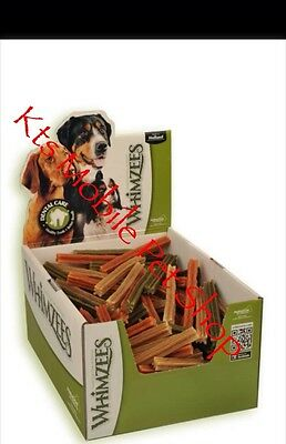 Bag Of 50 Whimzees Small Stix 120mm, Vegetable Chews