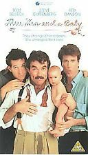 Three Men and a Baby (VHS 2003)