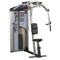 Body-solid Pro Clubline Series 2 Pec Fly / Rear Delt 160 Lb. Stack - S2pec/1