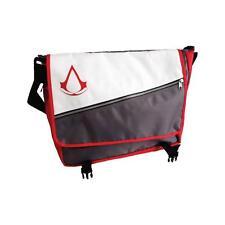 ASSASSIN'S CREED Red Core Crest Emblem Logo Messenger Bag Multi-colour