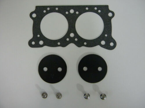 """Holley QFT AED 7448 Kit 1009-107 Throttle Plate 1-1//2/"""" Fast Free Shipping"""