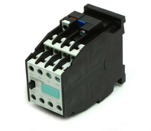 Genuine Siemens 3TH42 62-0AP6 Contactor Relay  220 240VAC 50//60 HZ