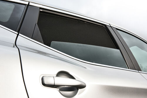 Suzuki Splash 2008 /> Sol UV Tonos De Ventana De Coche La Privacidad Vidrio Tinte Negro persianas