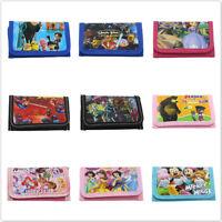 disney cartoon fantasy frozen naughty purses wallets children gifts