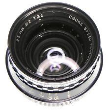 Cooke Speed Panchro 25mm f2 T2.2 Ser.III Cameflex mount  #623131