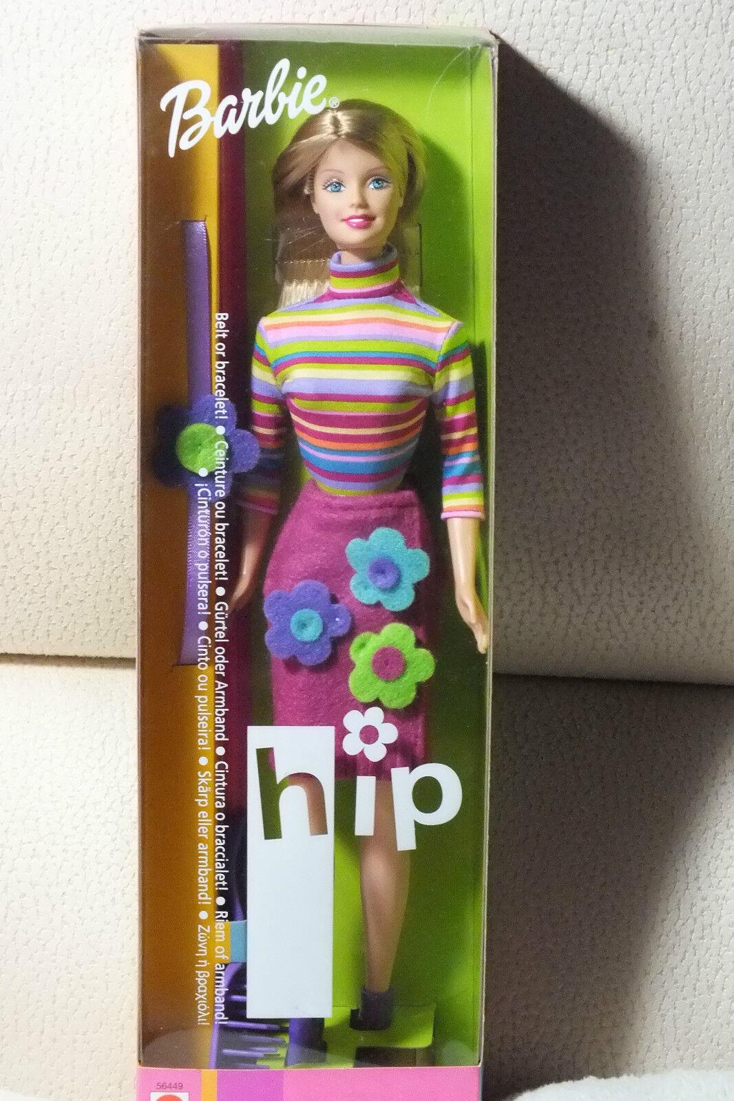 Barbie Hip Hip Hip 56449 (2002) NRFB 947e78