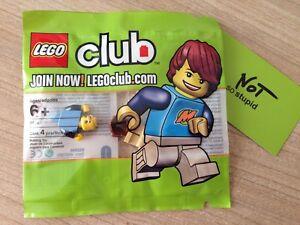 LEGO-CLUB-MAX-polybag-Neuf-Scelle-Rare-ref-852996