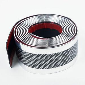 5x250CM-Car-Sticker-Carbon-Fiber-Rubber-DIY-Door-Sill-Protector-Edge-Guard-Strip
