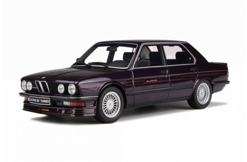 BMW 5er Reihe E28 Alpina B7 Turbo limousine 1978 - 1982 1 2500 Otto RAR 1 18  | eine breite Palette von Produkten
