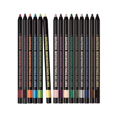 CLIO GelPresso Waterproof Pencil Gel Liner - 0.56g