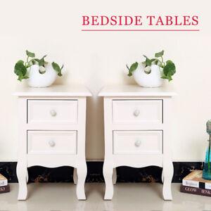 Table De Chevet Table De Nuit Meuble Rangement Chambre à Coucher