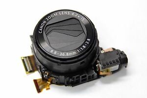 Details about Canon PowerShot G7 X Mark II Camera Lens Zoom Unit Assembly  OEM Replacement Part