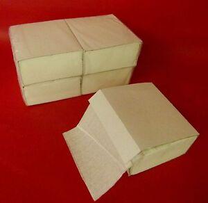 1 Paquet 4x100 Feuilles = 400 Feuilles Papier Toilette (en Haut De La Photo) Officiel 2019