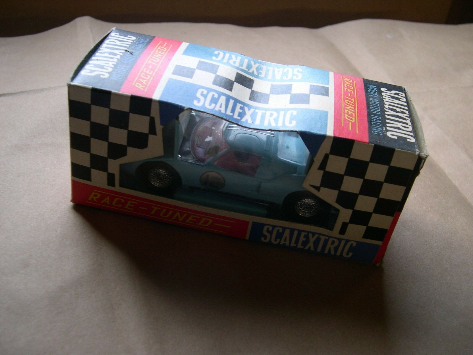 Scalextric Race Tuned Racing Car