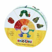 Eric Carle the Very Hungry Caterpillar Deluxe Puzzle Wheel (2013, Toy; Plush;...