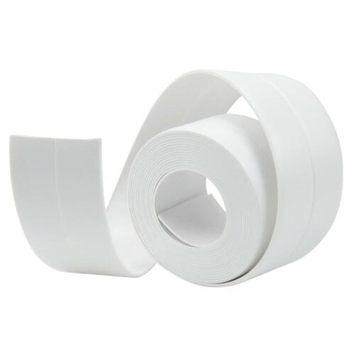 Waterproof Mildew Proof Kitchen Toilet Bath Self-Adhesive Tape Sealing Sticker