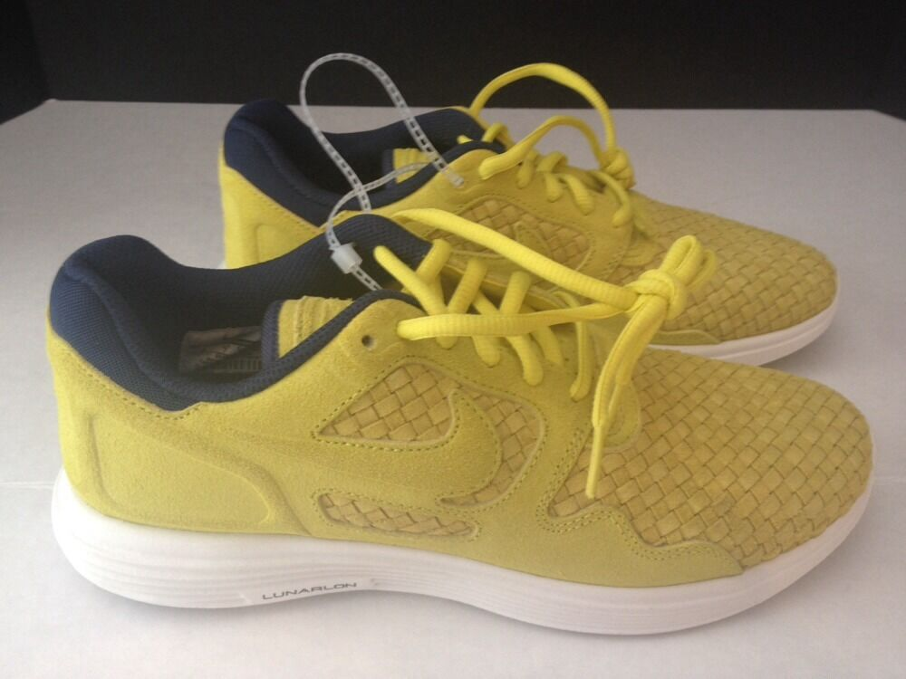 Hombres Nike Lunar 504865-700 confortable flujo tiempo zapatos tejidos especiales de tiempo flujo limitado 6c211e