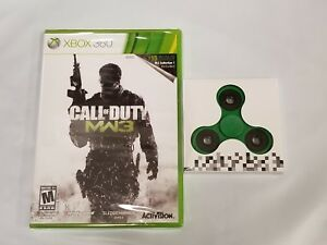 Call Of Duty Modern Warfare 3 For Xbox 360 Green Fidget Spinner