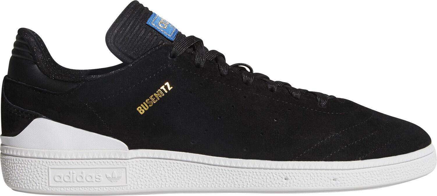 Adidas Busenitz RX Mens Trainers Black Fashion Sports shoes