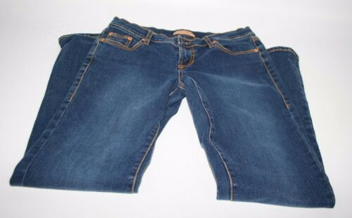 Tommy Jeans Dark Wash Straight Legged Pants Jeans