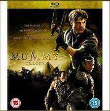 The Mummy Trilogy (Blu-ray) Brendan Fraser, Rachel Weisz, John Hannah