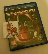SPY HUNTER RARE Racing PSV Used US R1 Game Sony PlayStation Vita PS Vita