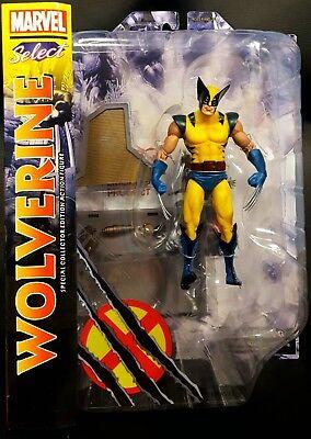 """Vintage MARVEL LEGENDS ICONS 12/"""" X-Men Colossus figurine Comme neuf en Paquet"""
