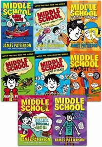 James-Patterson-Middle-School-Collection-8-Books-Set-Middle-School-Save-Rafe-M